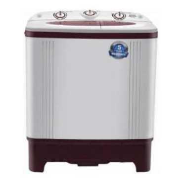 Intex 6 2 Kg Semi Automatic Top Load Washing Machine WMSA62RD
