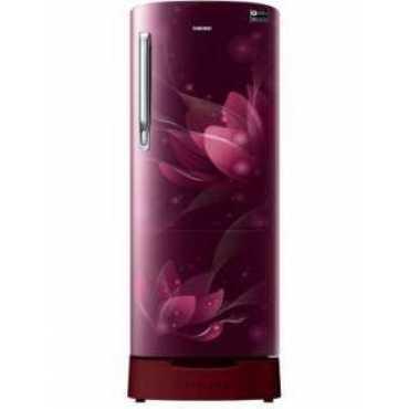 Samsung RR24N287YR8 230 L 4 Star Direct Cool Single Door Refrigerator