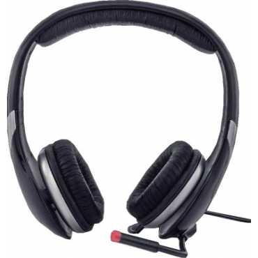 IBall Trigun 100 USB Headset - Black