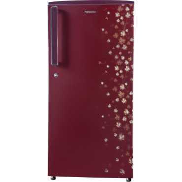 Panasonic NR-A221STMGP 215Ltr 5S Single Door Refrigerator - Maroon Glitter