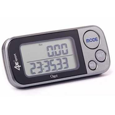 Ozeri PD4X3-3 Pedometer