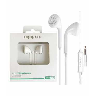 Oppo MH133 In the Ear Headset - White