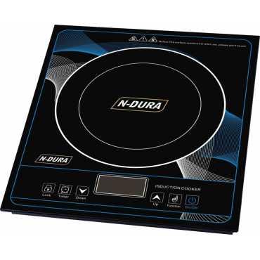 N-Dura Reva DLX Induction Cook Top - Black