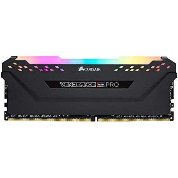 Corsair Vengeance RGB PRO (CMW8GX4M1D3000C16) 8GB DDR4 C16 Memory Kit