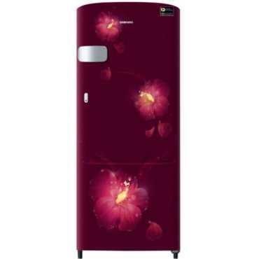 Samsung RR24M2Y2ZR3 NL 230L Single Door Refrigerator Rose Mallow Plum