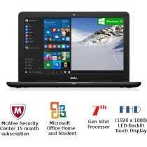 Dell Inspiron 5567 Z563504SIN9B Notebook