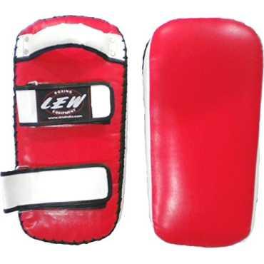 LEW Trainer Muay Thai Focus Pad - Red