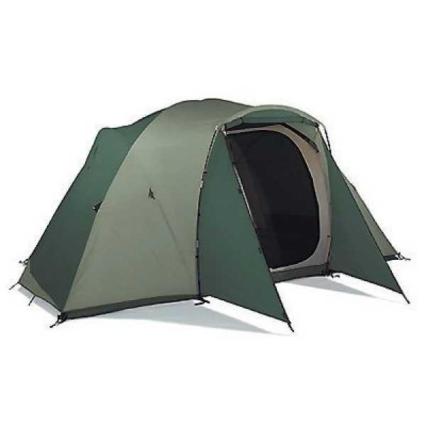 Chinook Titan Lodge Fiberglass Tent (8 Person) - Silver