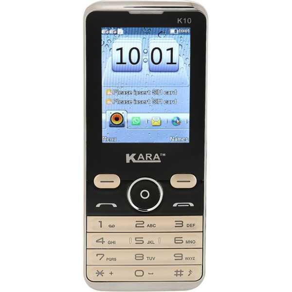 Kara K10 - Black   Red   Yellow