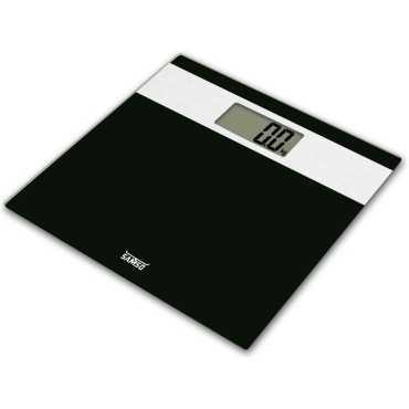 Samso Chrome Digital Weighing Scale - Silver
