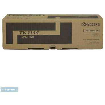 Kyocera TK 1144 Black Toner Cartridge - Black