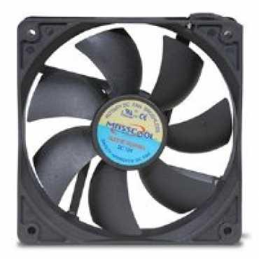 Masscool FD120251L3/4 120mm Cooling Fan - Black