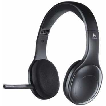 Logitech H800 On the Ear Bluetooth Headset - Black