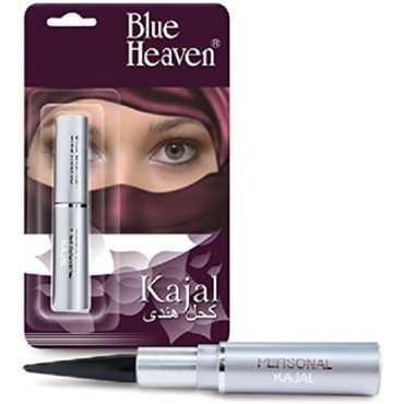 Blue Heaven Personal Kajal (Black) (Set of 2) - Black