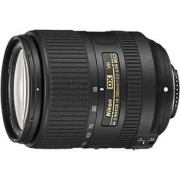 Nikon AF-S DX Nikkor 18-300mm f/3.5-5.6G ED VR Lens - Black