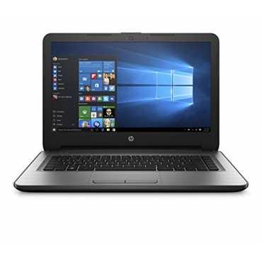 HP 14-AM122TU Laptop - Turbo Silver