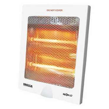 Inalsa Neon V2 Quartz Room Heater - White