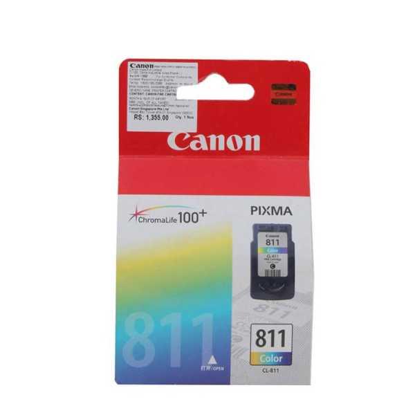 Canon CL 811 Tricolour Ink Cartridge