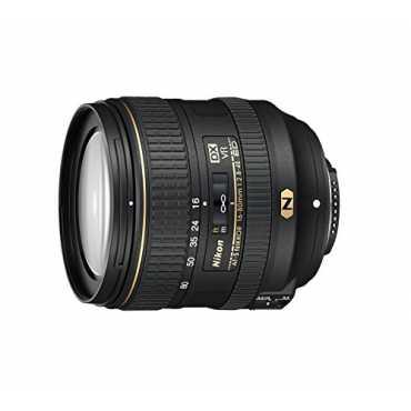 Nikon AF-S DX Nikkor 16-80mm F/2.8-4E ED VR Lens - Black