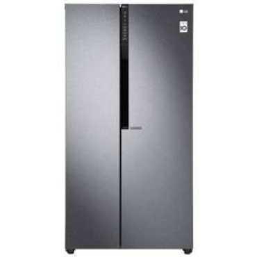 LG GC-B247KQDV 679 L Inverter Frost Free Side By Side Door Refrigerator