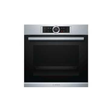 Bosch KAY-HBG633BS1J Microwave Oven - Black