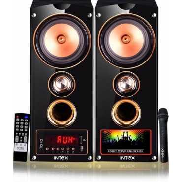 Intex IT-7500 SUFB 2.0 Channel Multimedia Speaker - Black