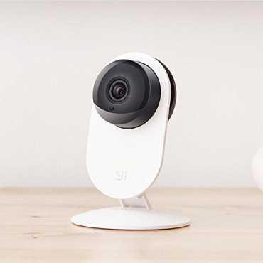 DivineXt DI-423 YI Wireless Security Camera - Black