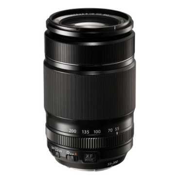 Fujifilm Fujinon XF 55-200mm F3.5-4.8 R LM OIS Lens - Black