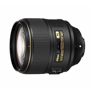 Nikon AF-S Nikkor 105mm F/1.4E  ED Lens - Black