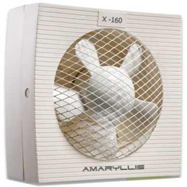 Amaryllis X-160 (6 Inch) Exhaust Fan - White