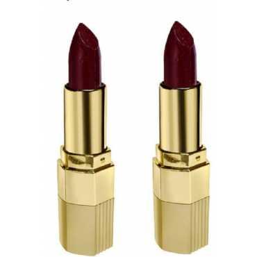 Blue Heaven Xpression Lipstick (Mocha Magic-20) Combo ( Set of 2 pc ) 8 gm - Blue
