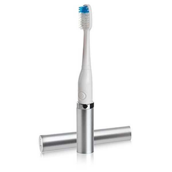 Violife Slimsonic Electric Toothbrush - Silver