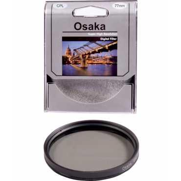 Osaka 77 mm Circular Polarizing Filter