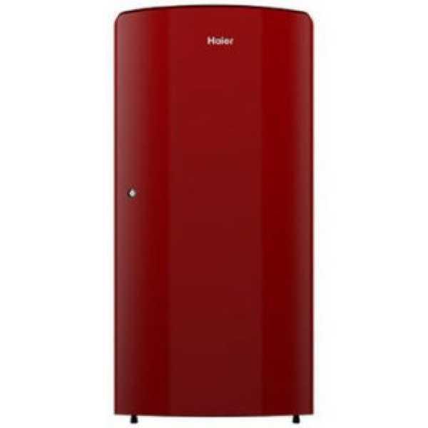 Haier HRD-1822BBR-E 172 L 2 Star Direct Cool Single Door Refrigerator