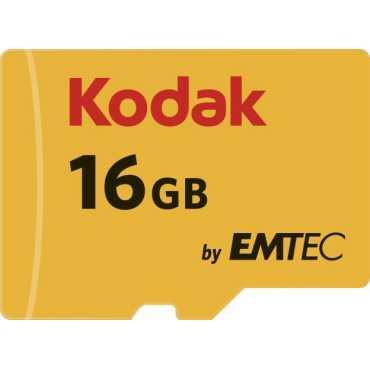 Kodak 16GB MicroSDHC Class 10 Memory Card (With Adapter)