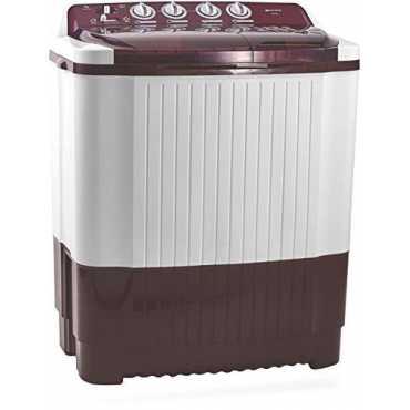 Micromax 8 2 kg Semi Automatic Top Loading Washing Machine MWMSA825TVRS1BR