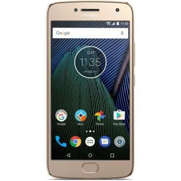 Motorola Moto G5 Plus - Gold