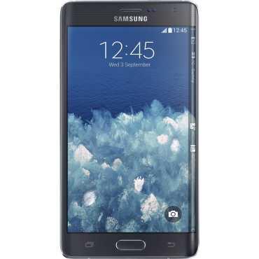 Samsung Galaxy Note Edge - Black