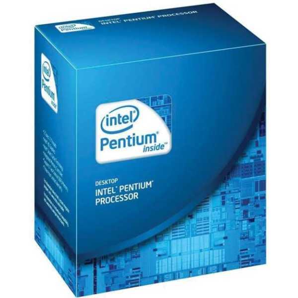 Intel 3.0GHZ LGA 1155 Dual-Core G2030 Processor - Silver