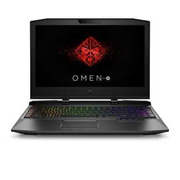 HP OMEN X-AP047TX Gaming Laptop - Black