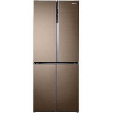 Samsung RF50K5910DP 594L French Door Refrigerator - Bronze