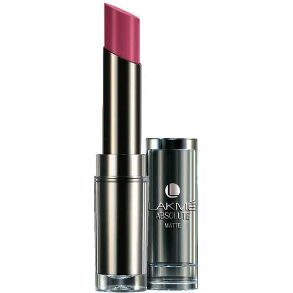 Lakme Absolute Sculpt Studio Hi-definition Matte Lipstick Mauve Fix