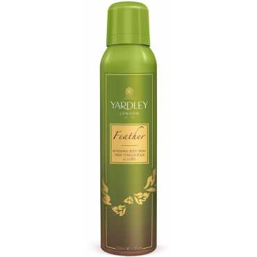 Yardley London Feather Deodorant
