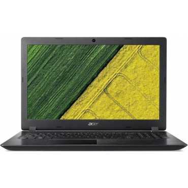 Acer Aspire A315 (NX.GNVSI.004) laptop - Black