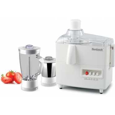 Suntreck Mark1 500W Juicer Mixer Grinder - White