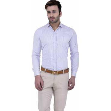 Hangup Men's Checkered Formal Multicolor Shirt