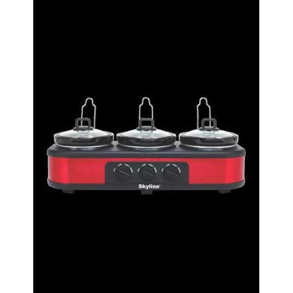 Skyline VTL-6363 4.5L Slow Cooker