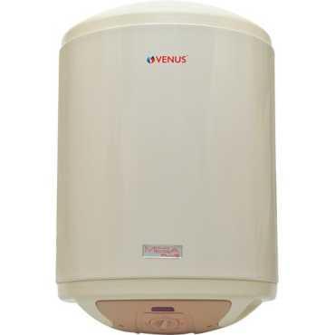 Venus Mega Plus 15EV 15 Litres Storage Water Geyser - White