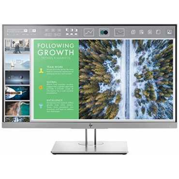 HP EliteDisplay E243 23.8 Inch Full HD Monitor - Black