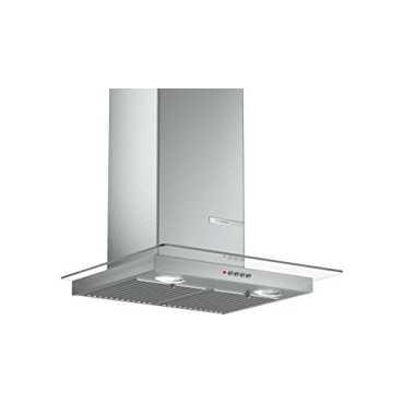 Bosch KAY-DWG068D50I Glass Hood Chimney (60cm) - Steel/grey